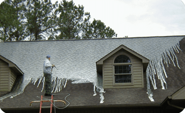roof power washing and cleaning - Roof Cleaning